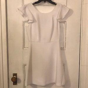 White BCBGeneration dress
